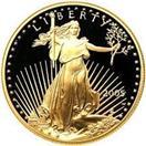 UNITED STATES Gold Bullion $50 AMERICAN EAGLE